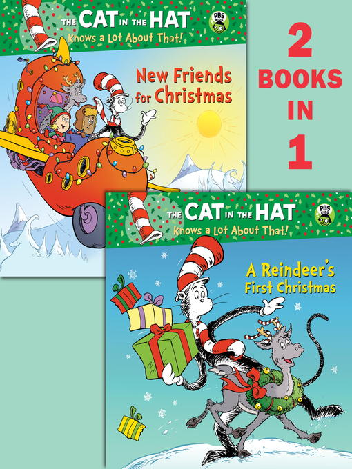 Title details for A Reindeer's First Christmas/New Friends for Christmas by Tish Rabe - Available