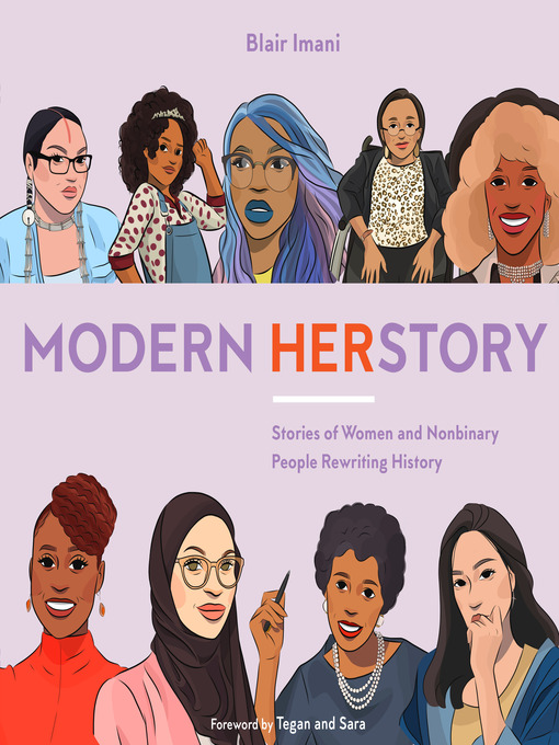 Cover of Modern HERstory