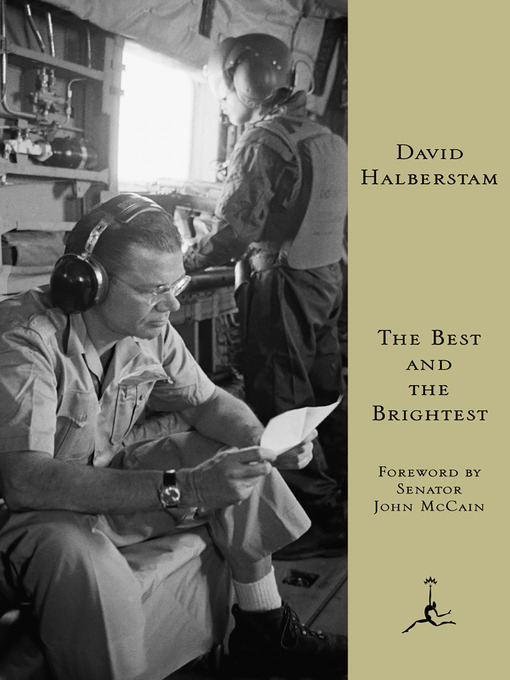 Title details for The Best and the Brightest by David Halberstam - Wait list