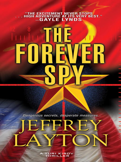 Cover of The Forever Spy
