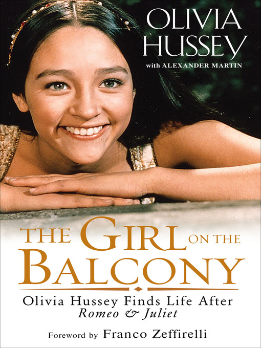 Title details for The Girl on the Balcony by Olivia Hussey - Available
