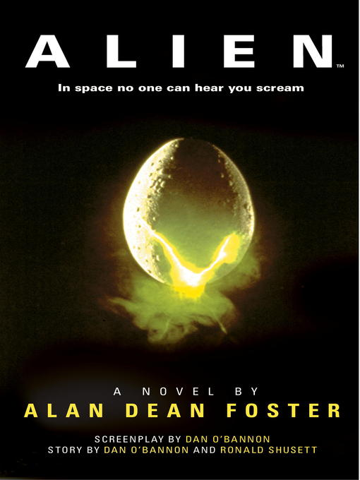 Title details for Alien by Alan Dean Foster - Available