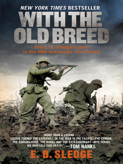 Cover of With the Old Breed