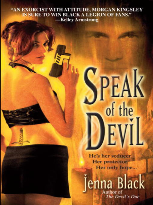 Title details for Speak of the Devil by Jenna Black - Available