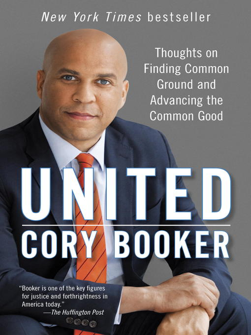 Title details for United by Cory Booker - Wait list