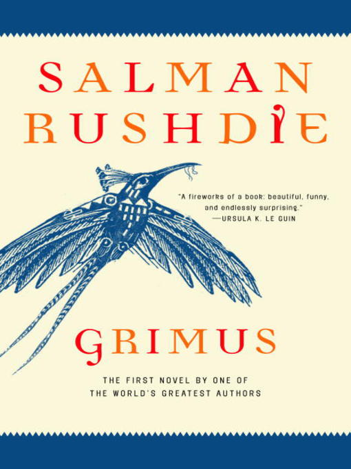 Cover of Grimus