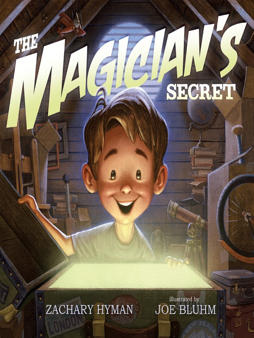 Title details for The Magician's Secret by Zachary Hyman - Available