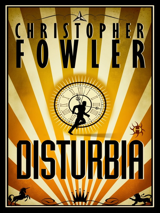Title details for Disturbia by Christopher Fowler - Available