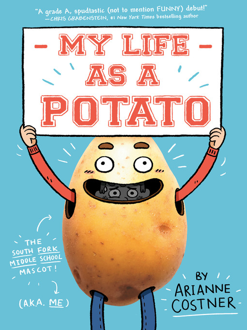 My Life as a Potato - eBook