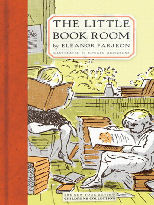 Cover of The Little Bookroom