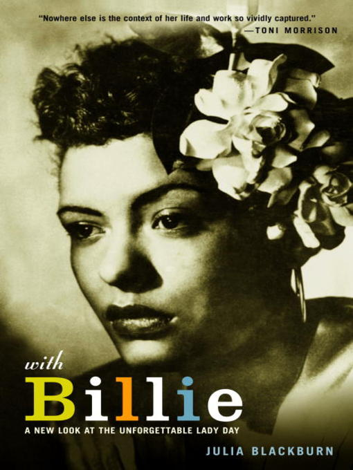 Title details for With Billie by Julia Blackburn - Available