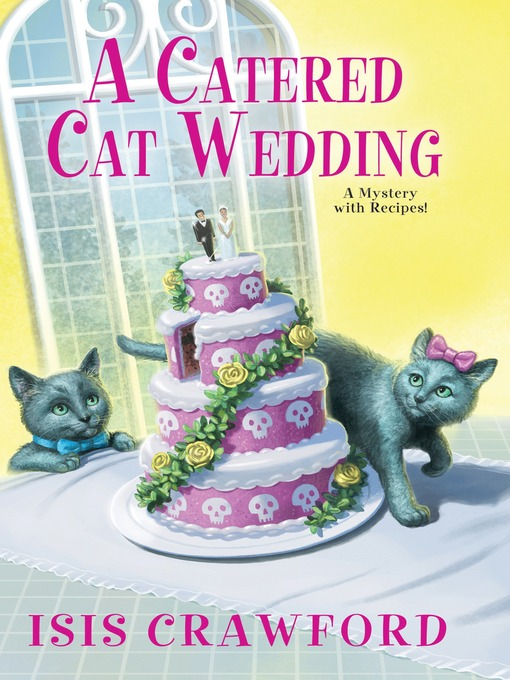 Cover of A Catered Cat Wedding