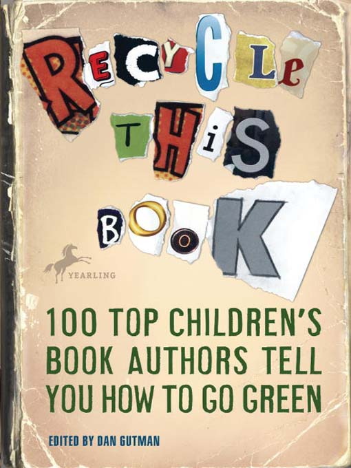Title details for Recycle this Book by Dan Gutman - Available