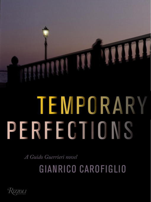 Cover of Temporary Perfections