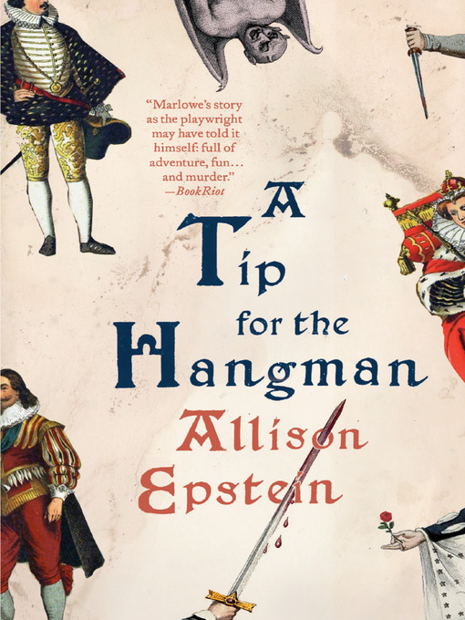 Title details for A Tip for the Hangman by Allison Epstein - Wait list