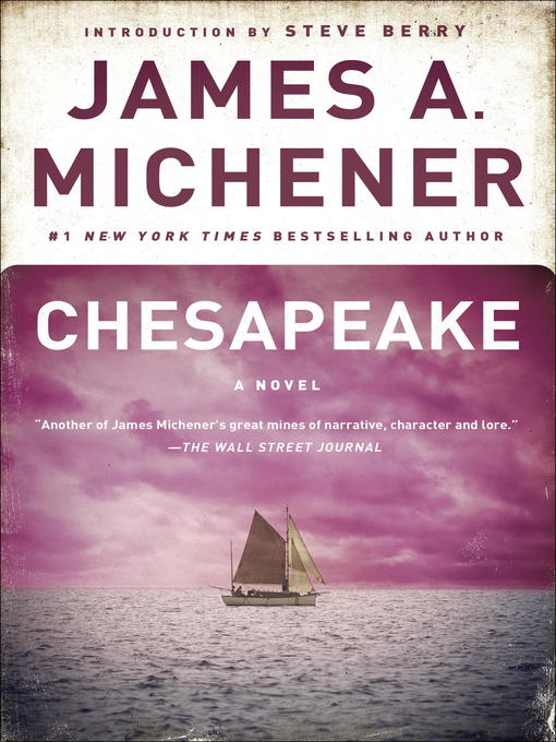 Title details for Chesapeake by James A. Michener - Wait list