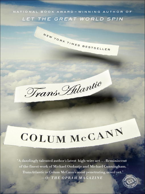 Title details for TransAtlantic by Colum McCann - Available