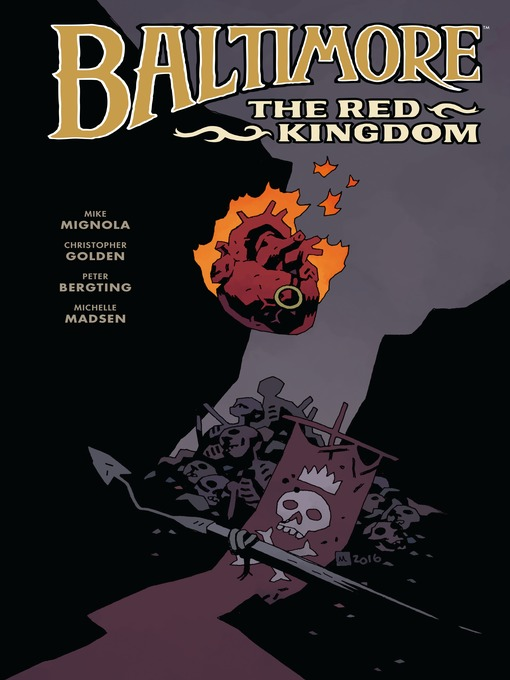 Cover image for Baltimore (2010), Volume 8