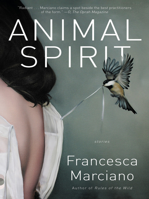Title details for Animal Spirit by Francesca Marciano - Wait list