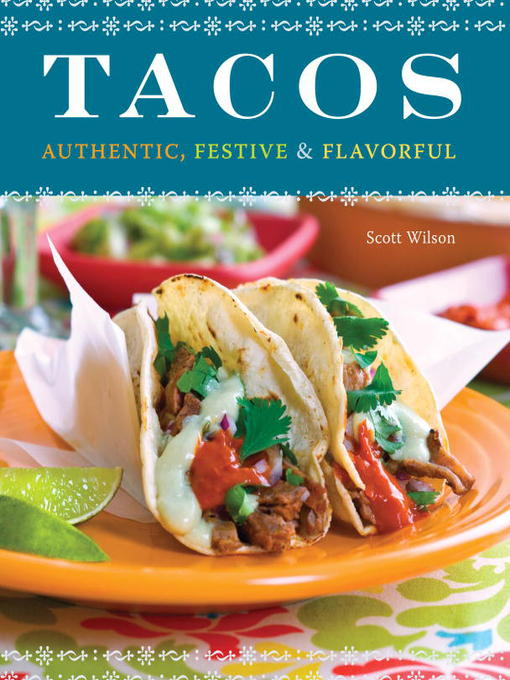 Title details for Tacos by Scott Wilson - Available