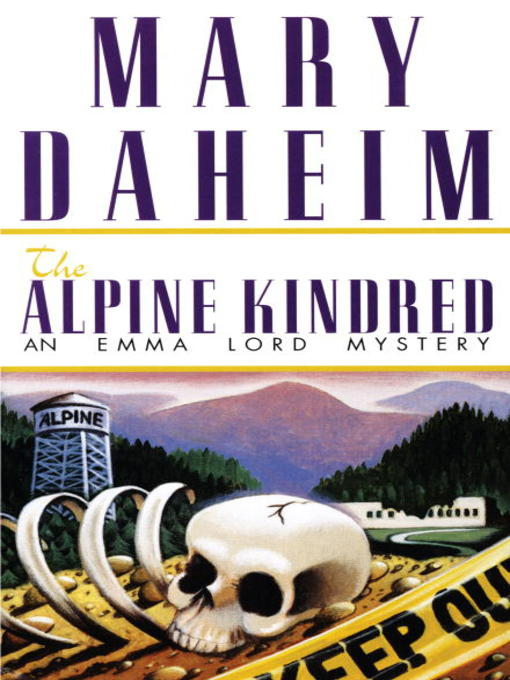 Title details for The Alpine Kindred by Mary Daheim - Available