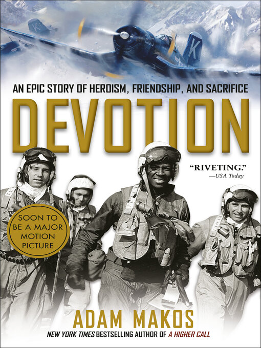 Title details for Devotion by Adam Makos - Available