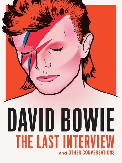 Title details for David Bowie by David Bowie - Available