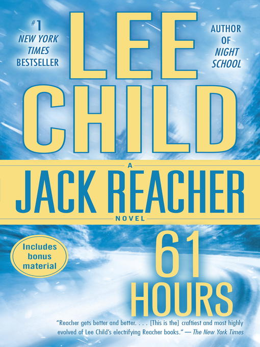 Title details for 61 Hours by Lee Child - Available