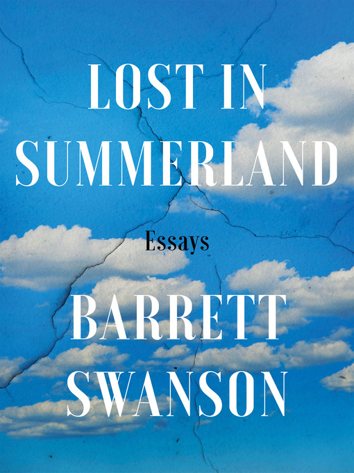 Title details for Lost In Summerland by Barrett Swanson - Available
