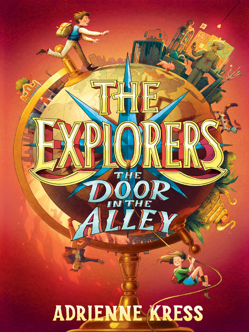 Title details for The Door in the Alley by Adrienne Kress - Available
