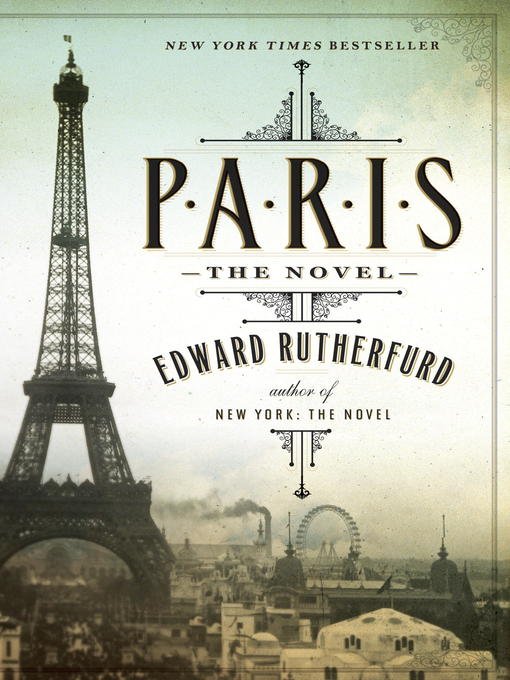Title details for Paris by Edward Rutherfurd - Wait list