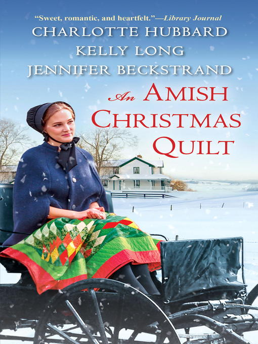 Title details for An Amish Christmas Quilt by Charlotte Hubbard - Wait list