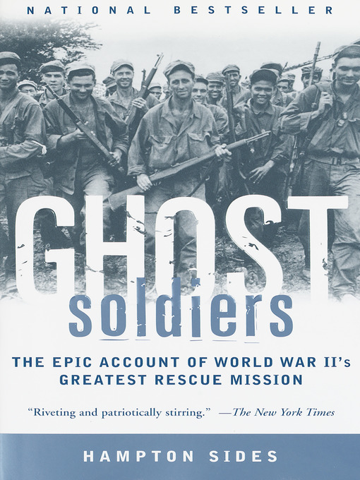 Title details for Ghost Soldiers by Hampton Sides - Available