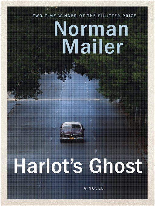 Cover of Harlot's Ghost