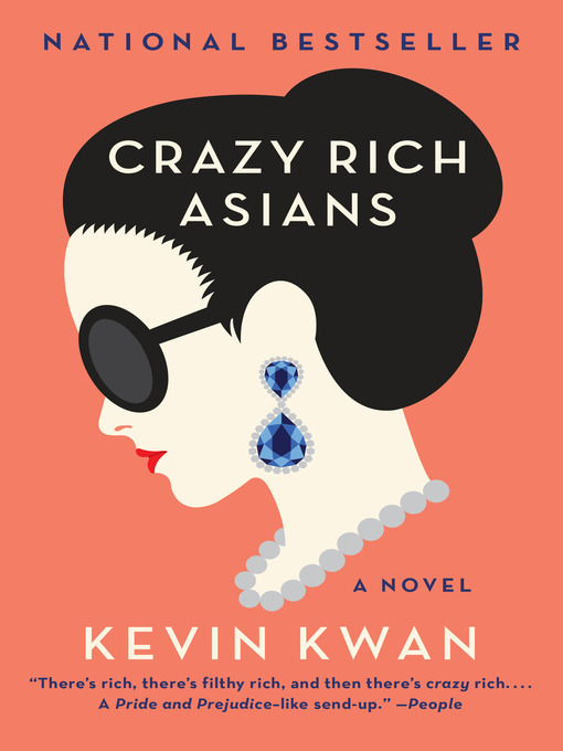Title details for Crazy Rich Asians by Kevin Kwan - Wait list