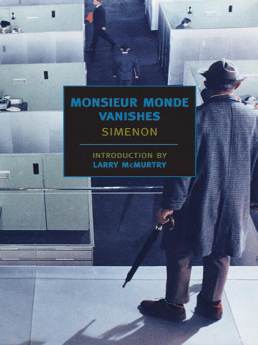 Title details for Monsieur Monde Vanishes by Georges Simenon - Wait list