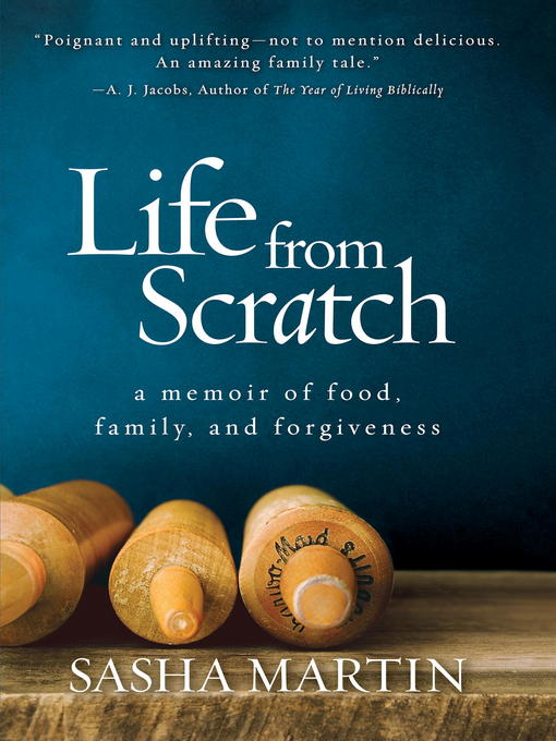 Title details for Life from Scratch by Sasha Martin - Available