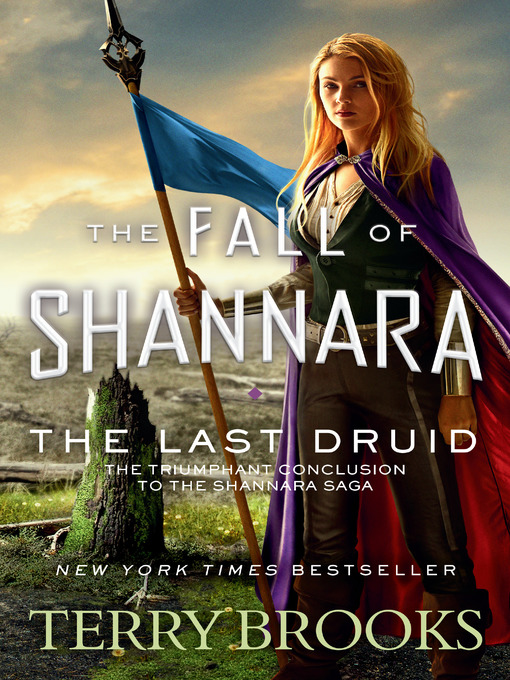 Title details for The Last Druid by Terry Brooks - Available