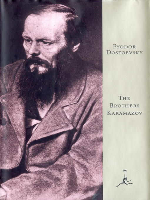 Title details for The Brothers Karamazov by Fyodor Dostoevsky - Available