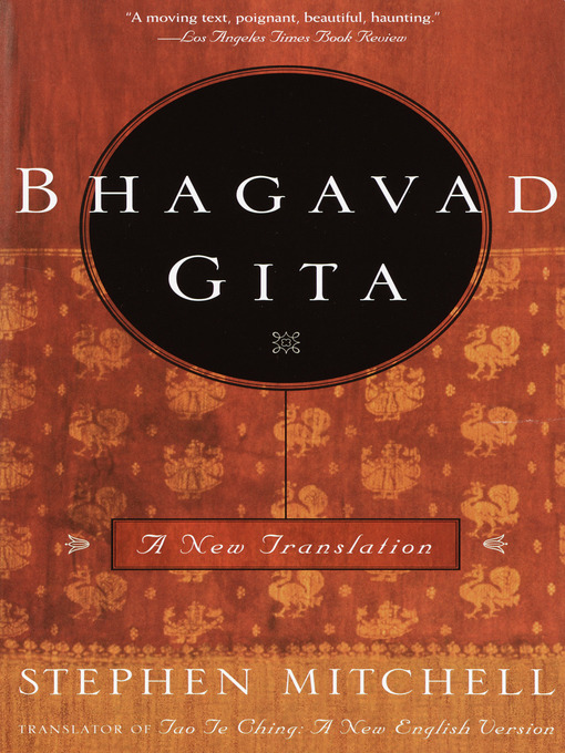 Title details for Bhagavad Gita by Stephen Mitchell - Available