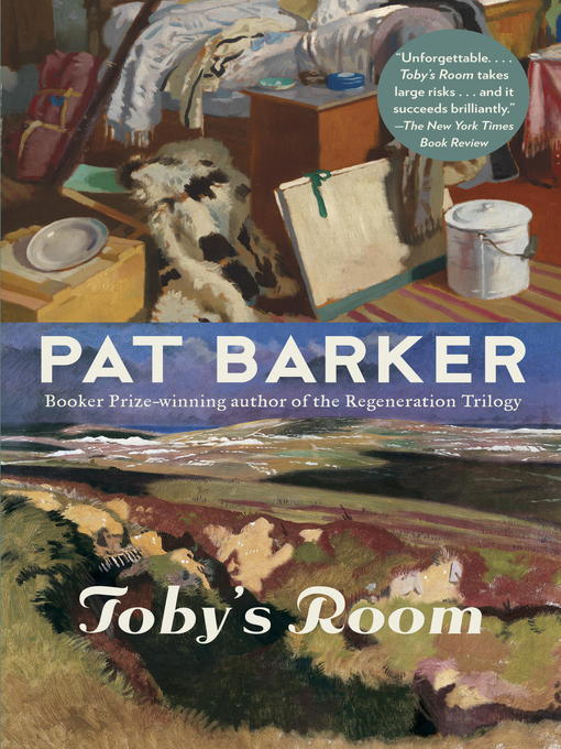 Title details for Toby's Room by Pat Barker - Wait list
