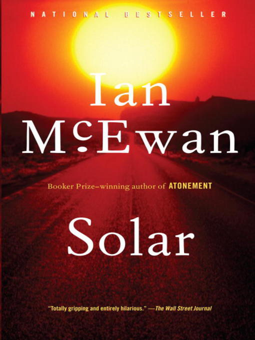 Title details for Solar by Ian McEwan - Available