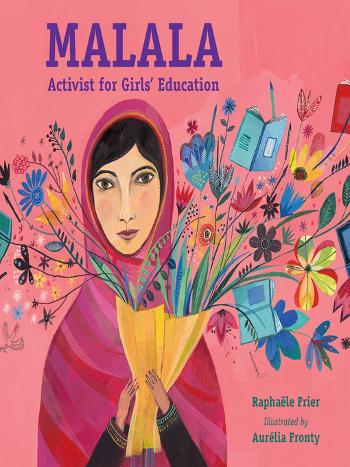 Title details for Malala by Raphaële Frier - Available