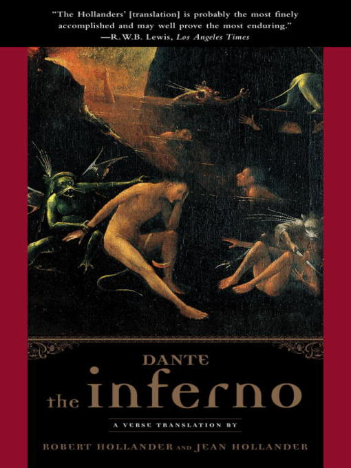 infernal insight a study in dantes