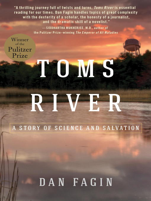Title details for Toms River by Dan Fagin - Available