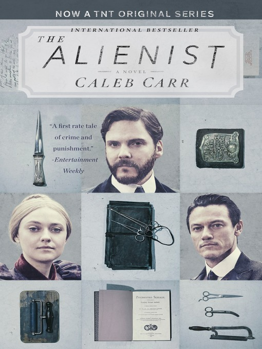Title details for The Alienist by Caleb Carr - Wait list