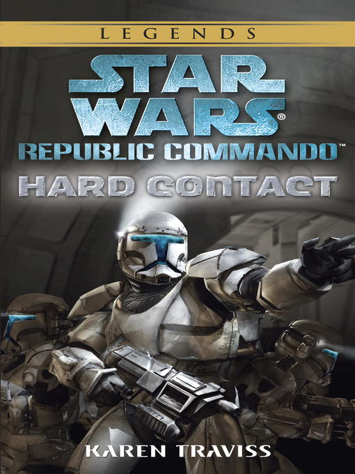 Title details for Hard Contact by Karen Traviss - Available