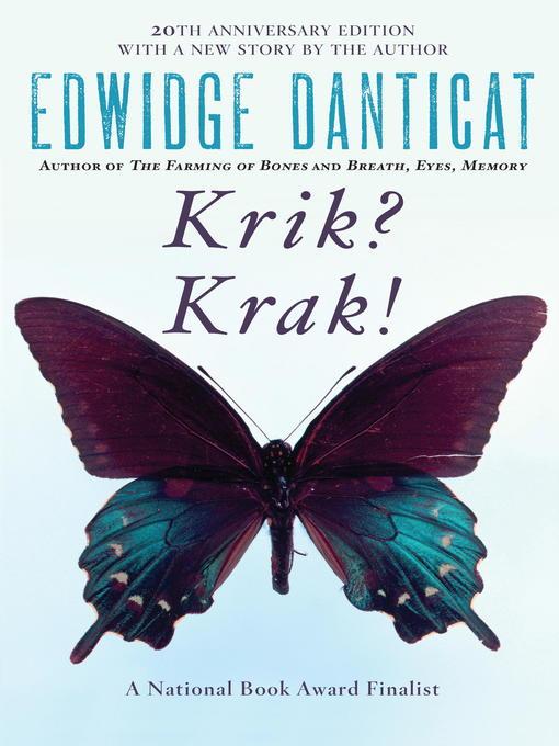 Title details for Krik? Krak! by Edwidge Danticat - Available