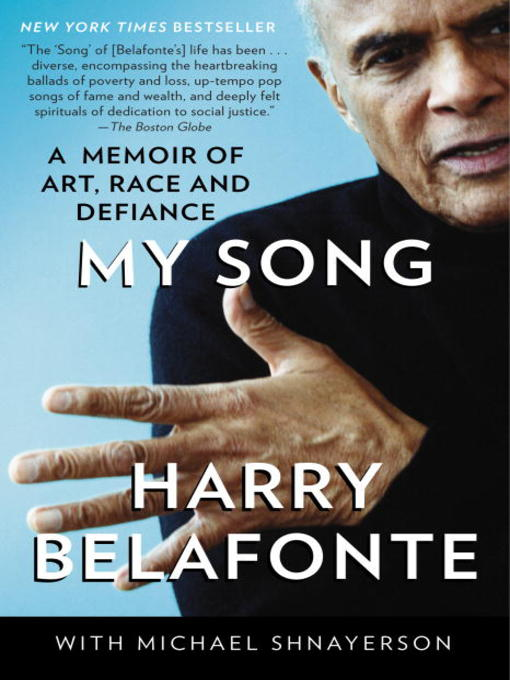 Title details for My Song by Harry Belafonte - Available