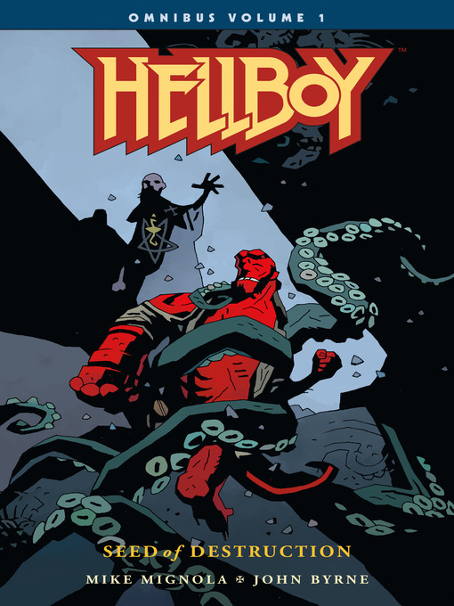 Title details for Hellboy (1994), Omnibus Volume 1 by Mike Mignola - Available